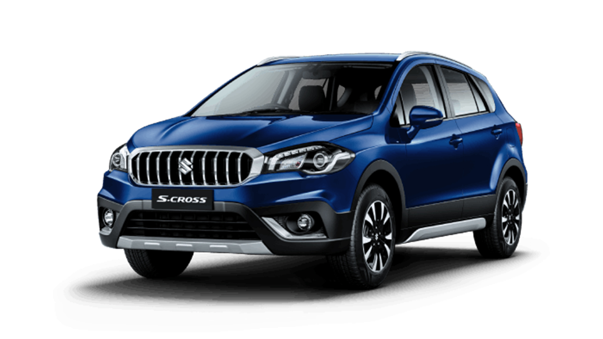 Maruti Suzuki S-Cross 2020 Alpha AT Petrol