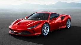 Ferrari F8 Tributo 2020 STD