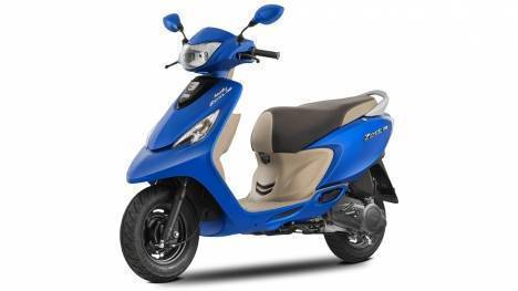 TVS Scooty Zest 110 2020