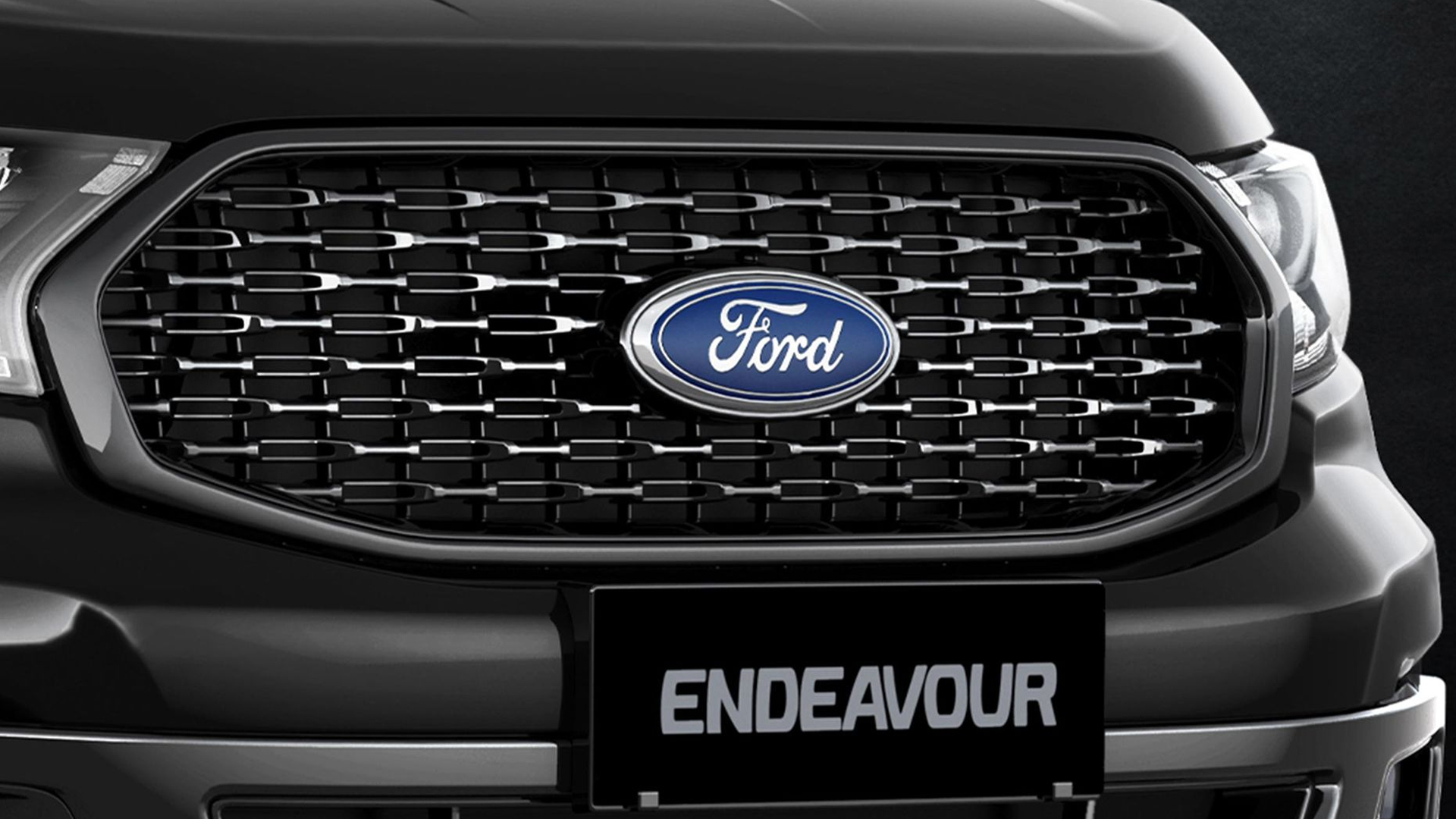 Ford Endeavour 2020 Sport 4X4 AT Exterior