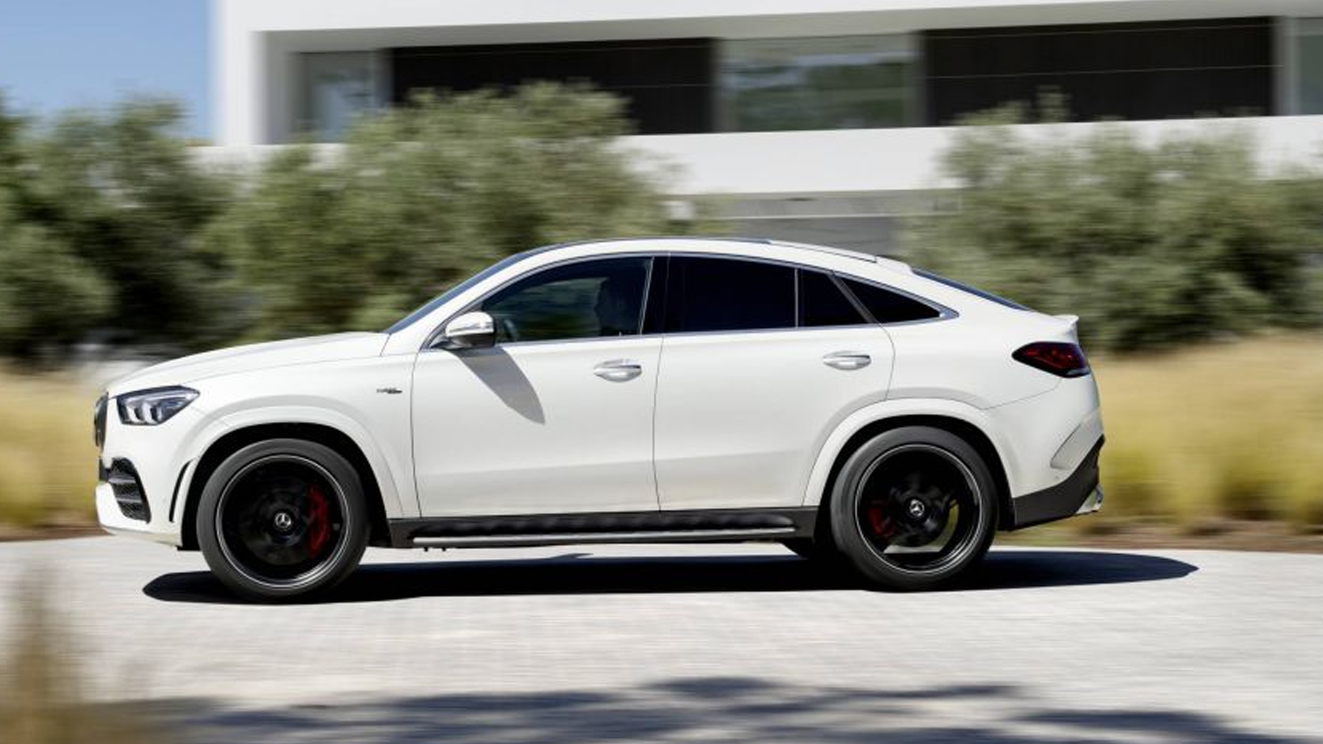 Mercedes Benz GLE 53 AMG Coupe 2020 STD Exterior