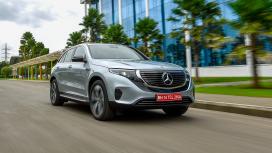 Mercedes-Benz EQC 400 4MATIC 2020 STD