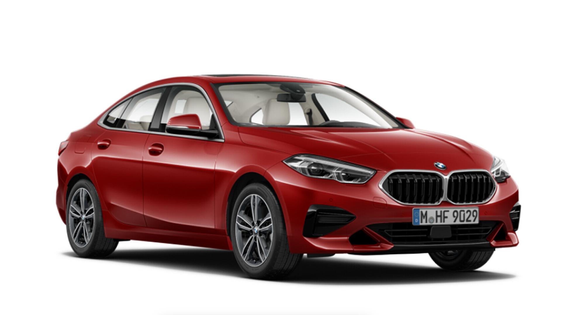 BMW 2 Series Gran Coupe 2020 220d Sportline Exterior