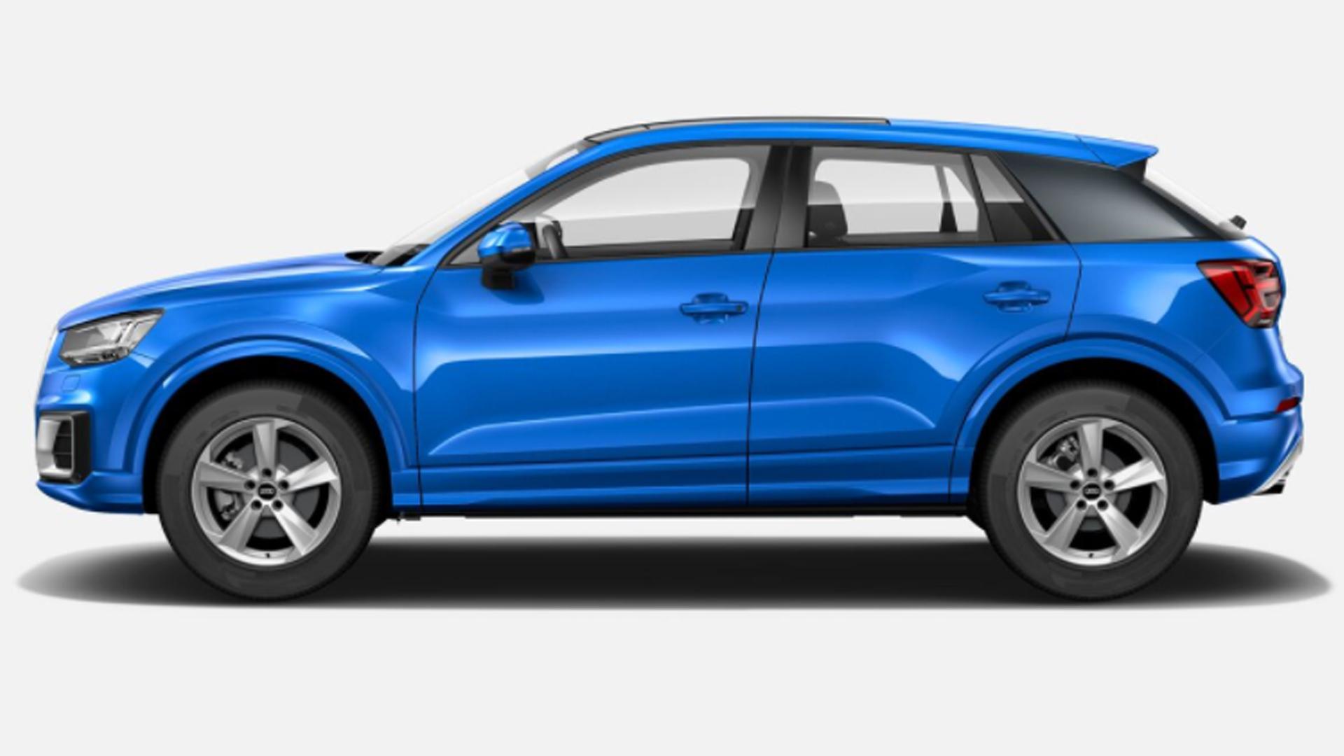 Audi Q2 2020 Technology Exterior