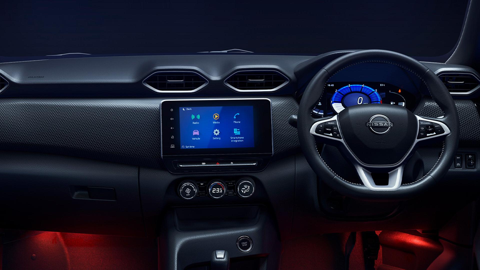 Nissan Magnite 2020 XV Premium 1.0 Turbo PETROL 5 CVT Exterior