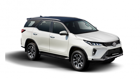 Toyota Fortuner 2021 4x2 AT Diesel