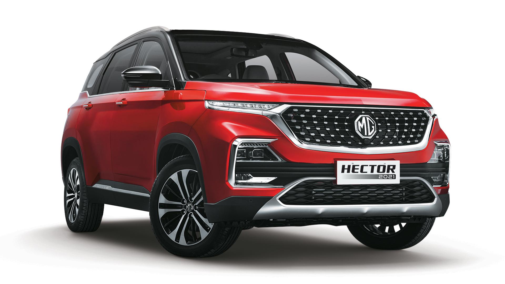 MG Hector 2021 2.0 Smart Diesel Exterior