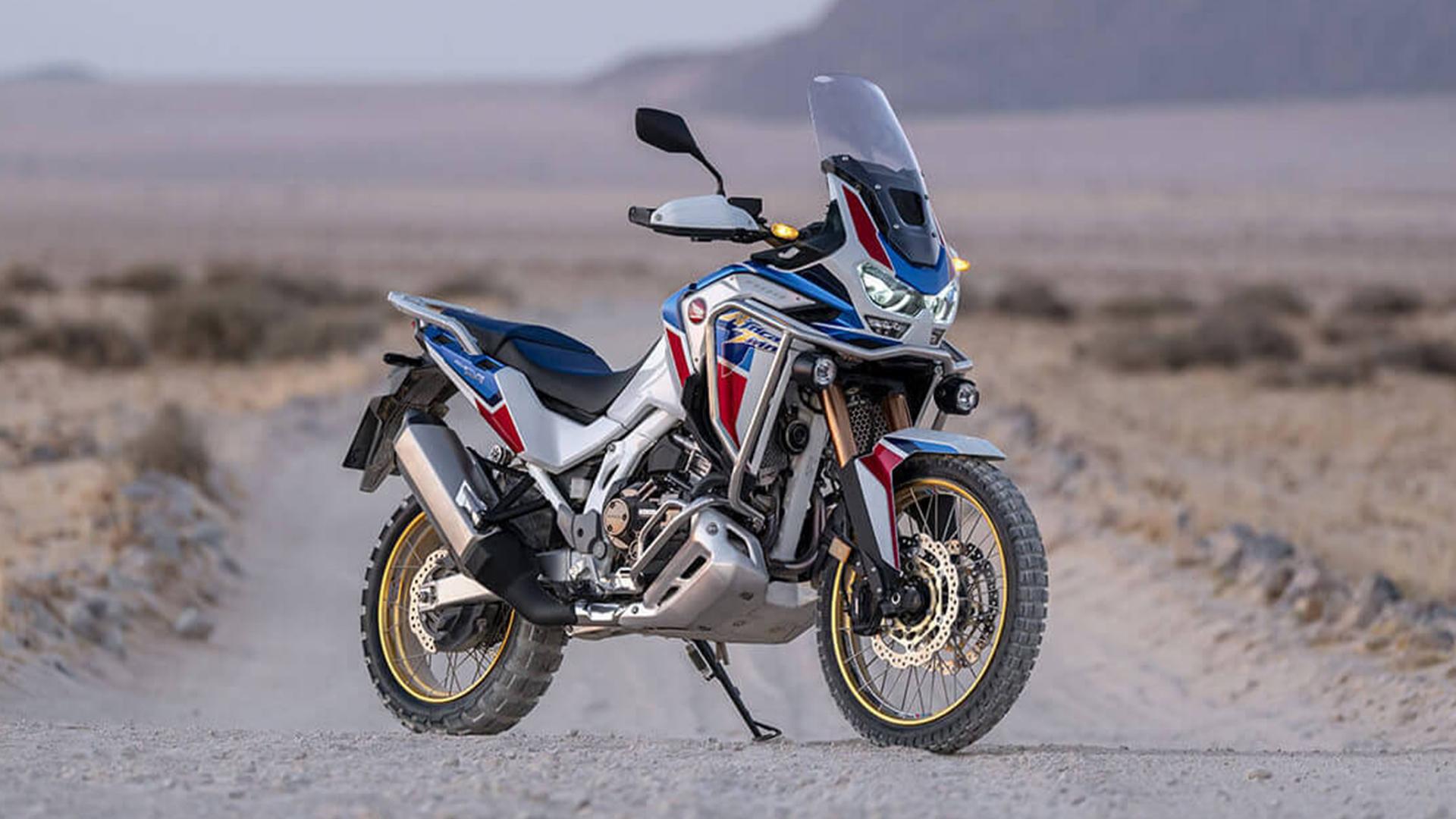 Honda CRF1000L Africa Twin 2021 Adventure Sport DCT