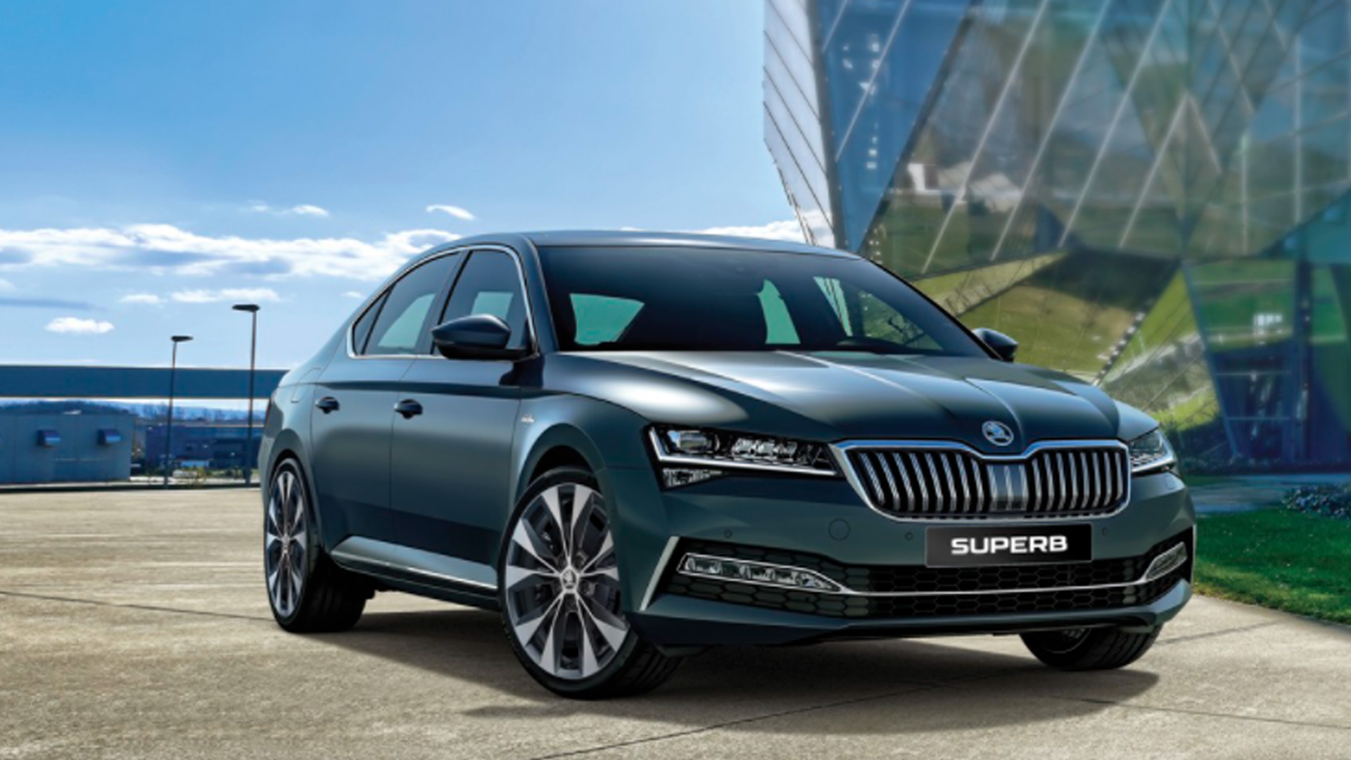 Skoda Superb 2021 2.0 TSI (AT) L & K Exterior