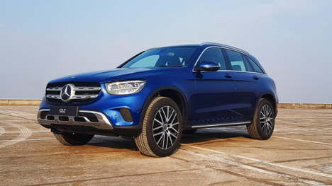 Mercedes benz GLC 2021 220d 4MATIC Progressive Exterior
