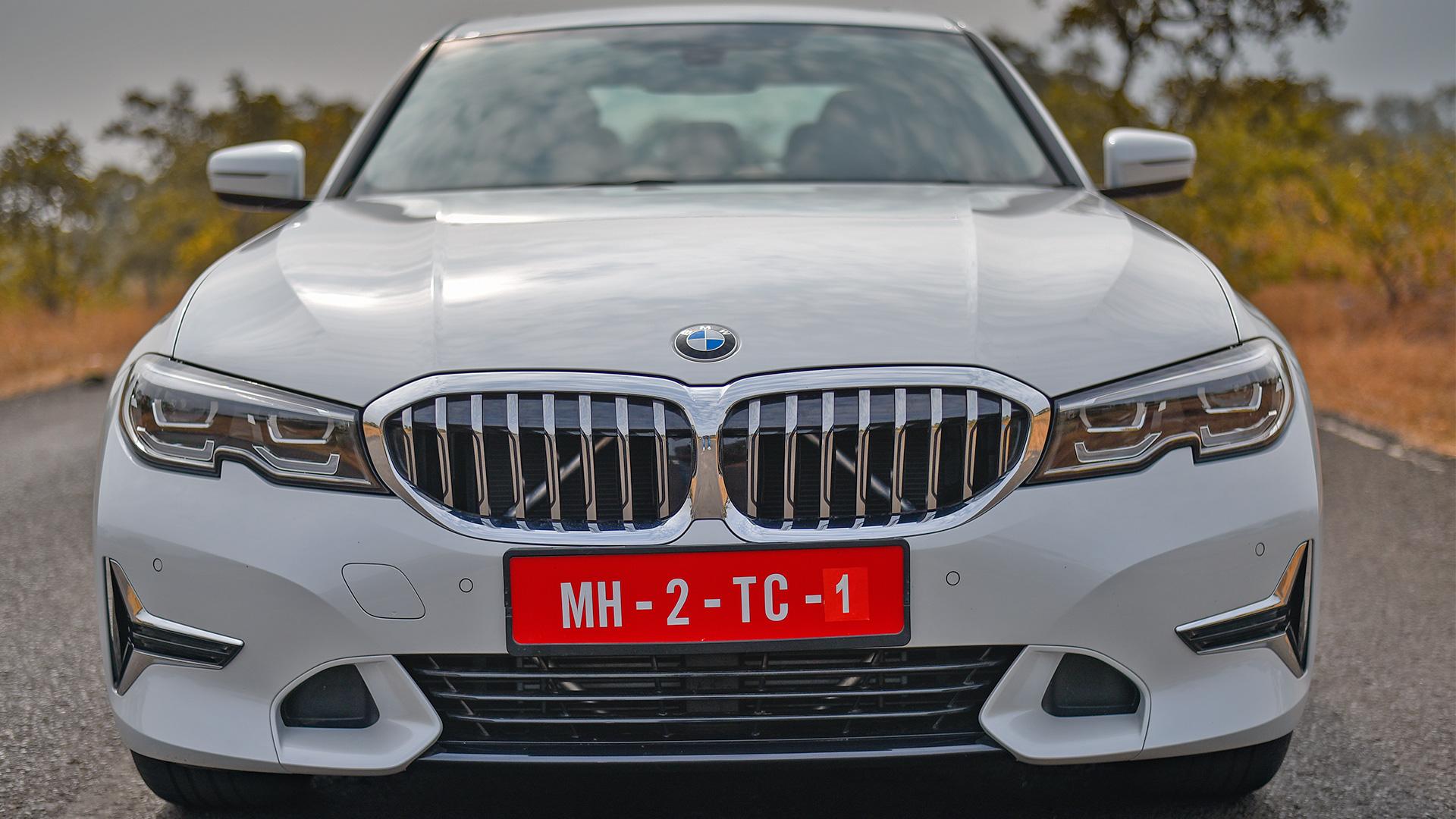 BMW 3 Series Gran Limousine 2021 330Li M Sport First Edition Exterior
