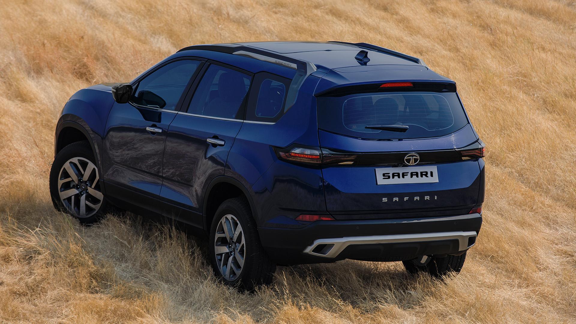 Tata Safari 2021 XZA Plus Exterior