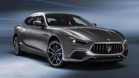 Maserati Ghibli 2021 V8 TROFEO Exterior