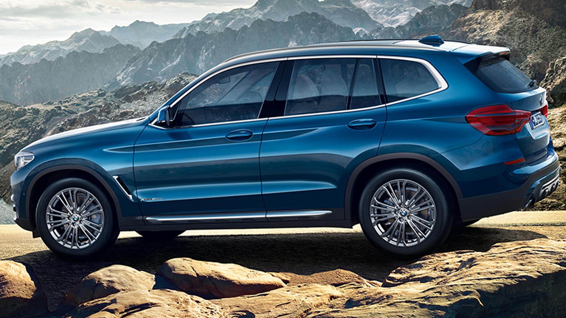 BMW X3 2021 xDrive30i SportX Exterior