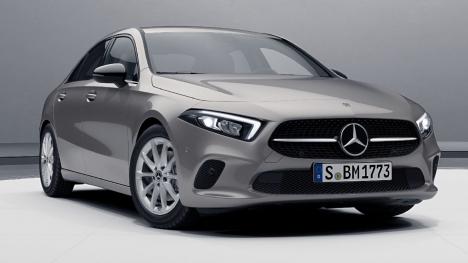 MercedesBenz A class 2021 A200d Exterior