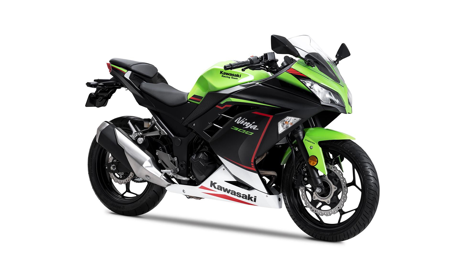Kawasaki Ninja 300 2021 STD
