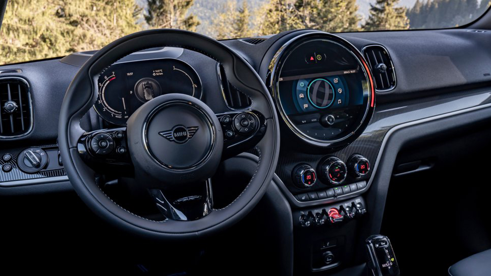 Mini Countryman 2021 Cooper S JCW Inspired Exterior