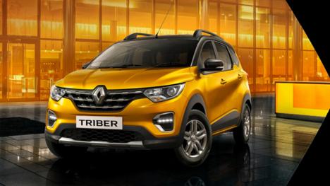 Renault Triber 2020 Easy-R RXT
