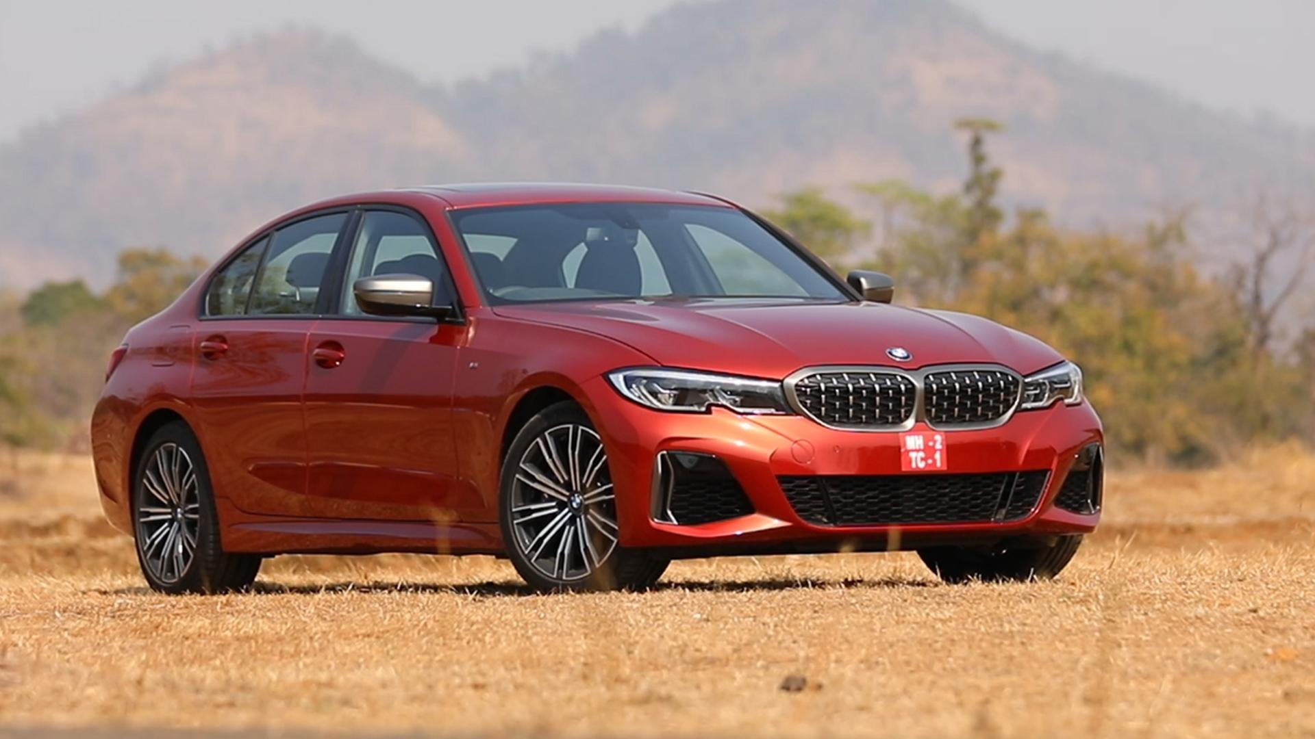 BMW M340i-xdrive 2021 STD Exterior