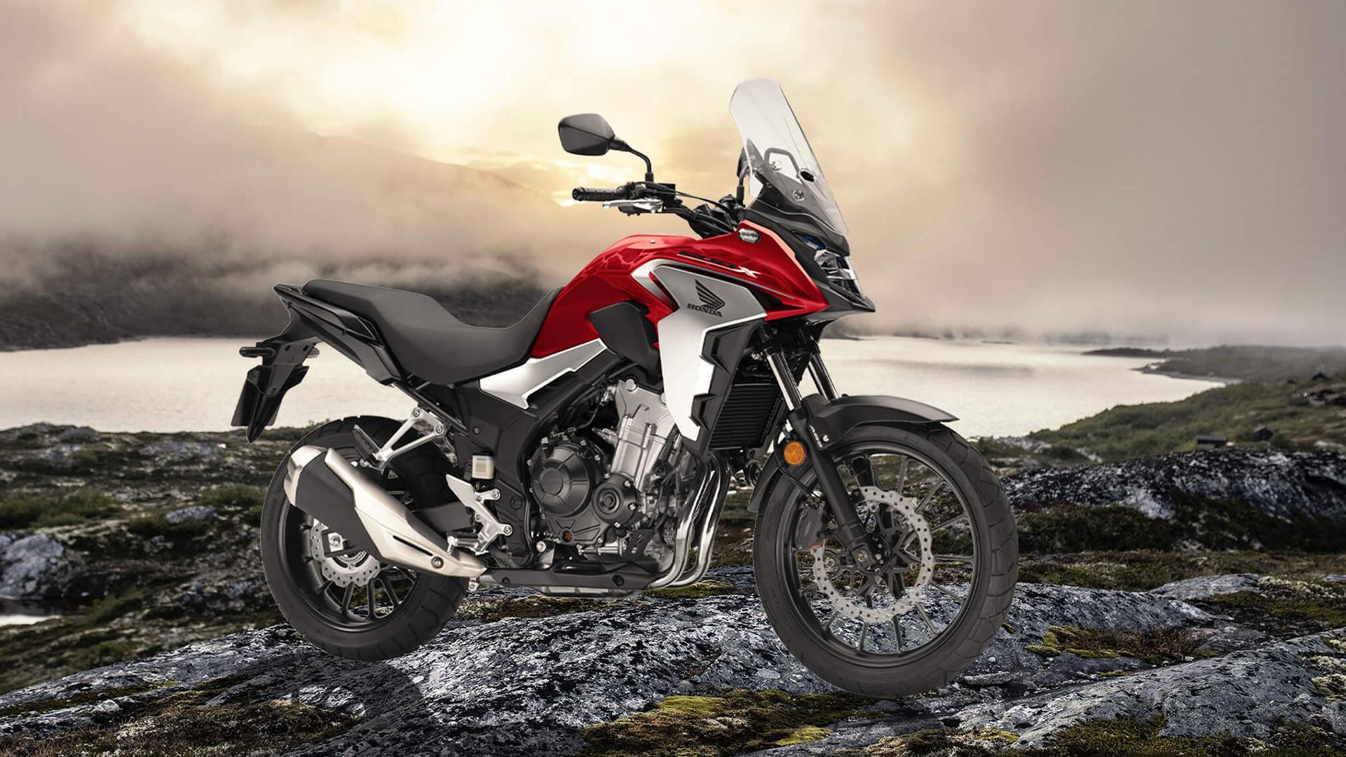 Honda CB500X 2021 STD