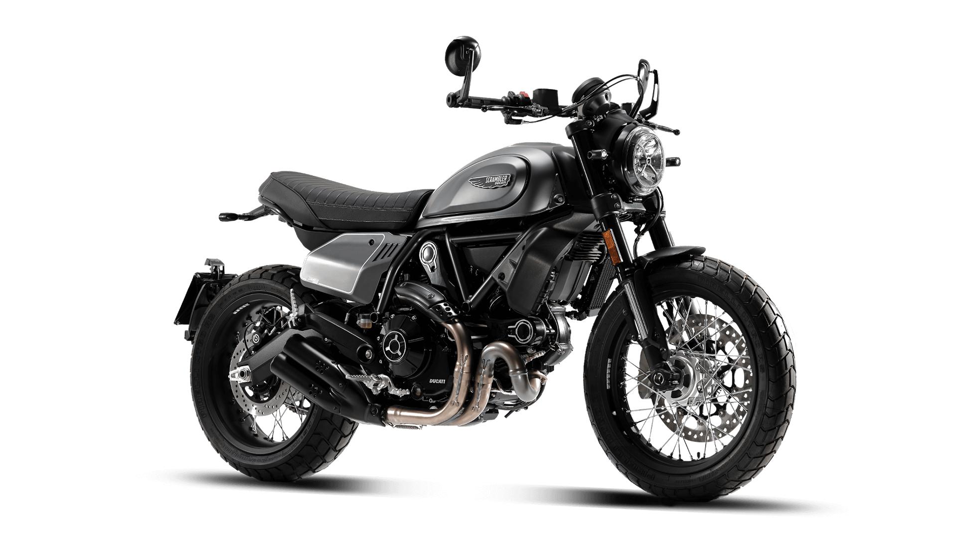 Ducati Scrambler 2021 Nightshift