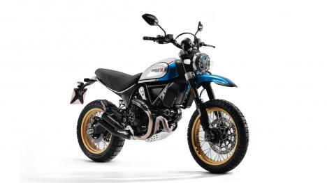 Ducati Scrambler Desert Sled 2021