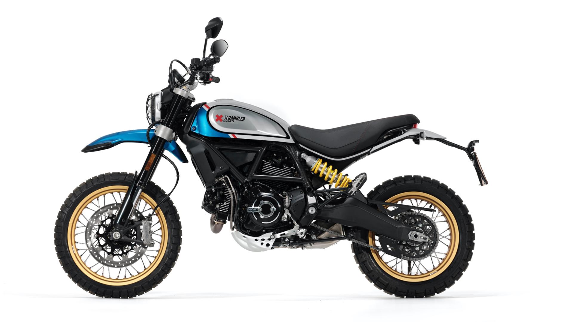 Ducati Scrambler Desert Sled 2021 STD