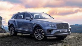 Bentley Bentayga 2021 V8