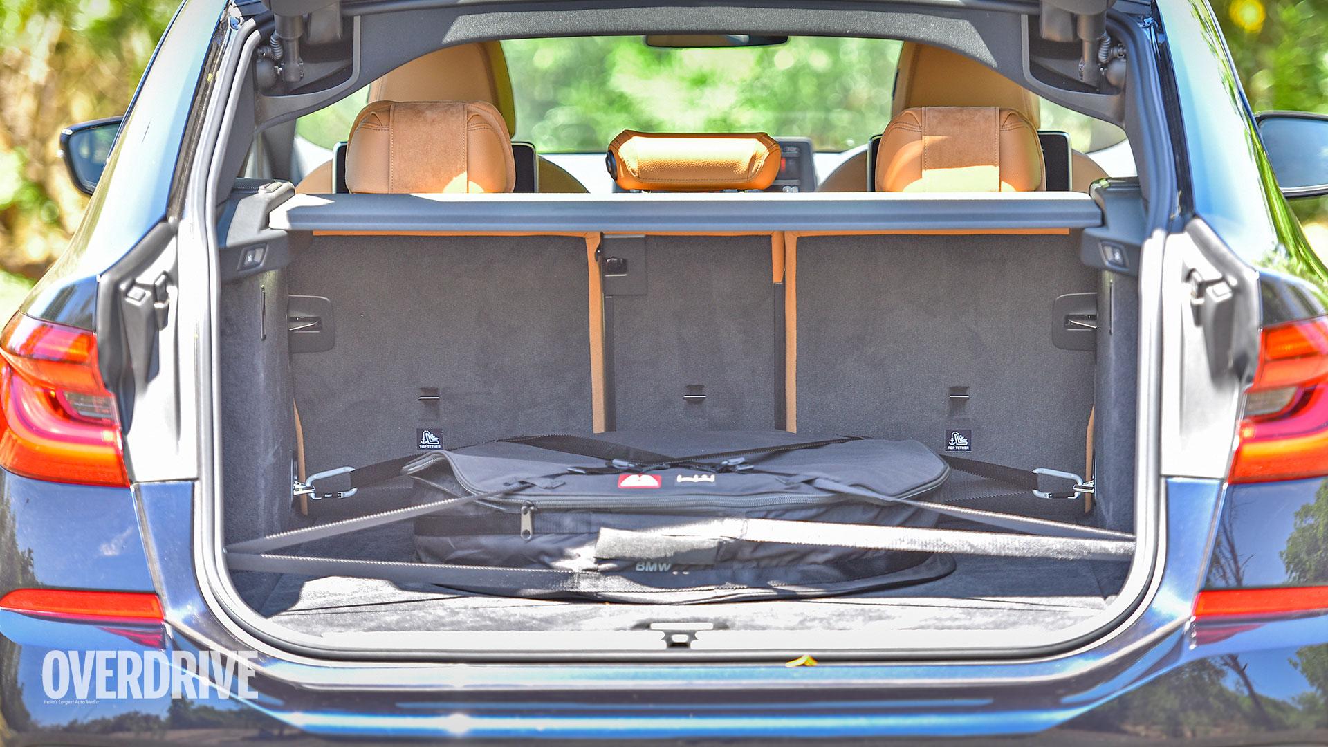 BMW 6 Series GT 2021 630d M Sport Exterior