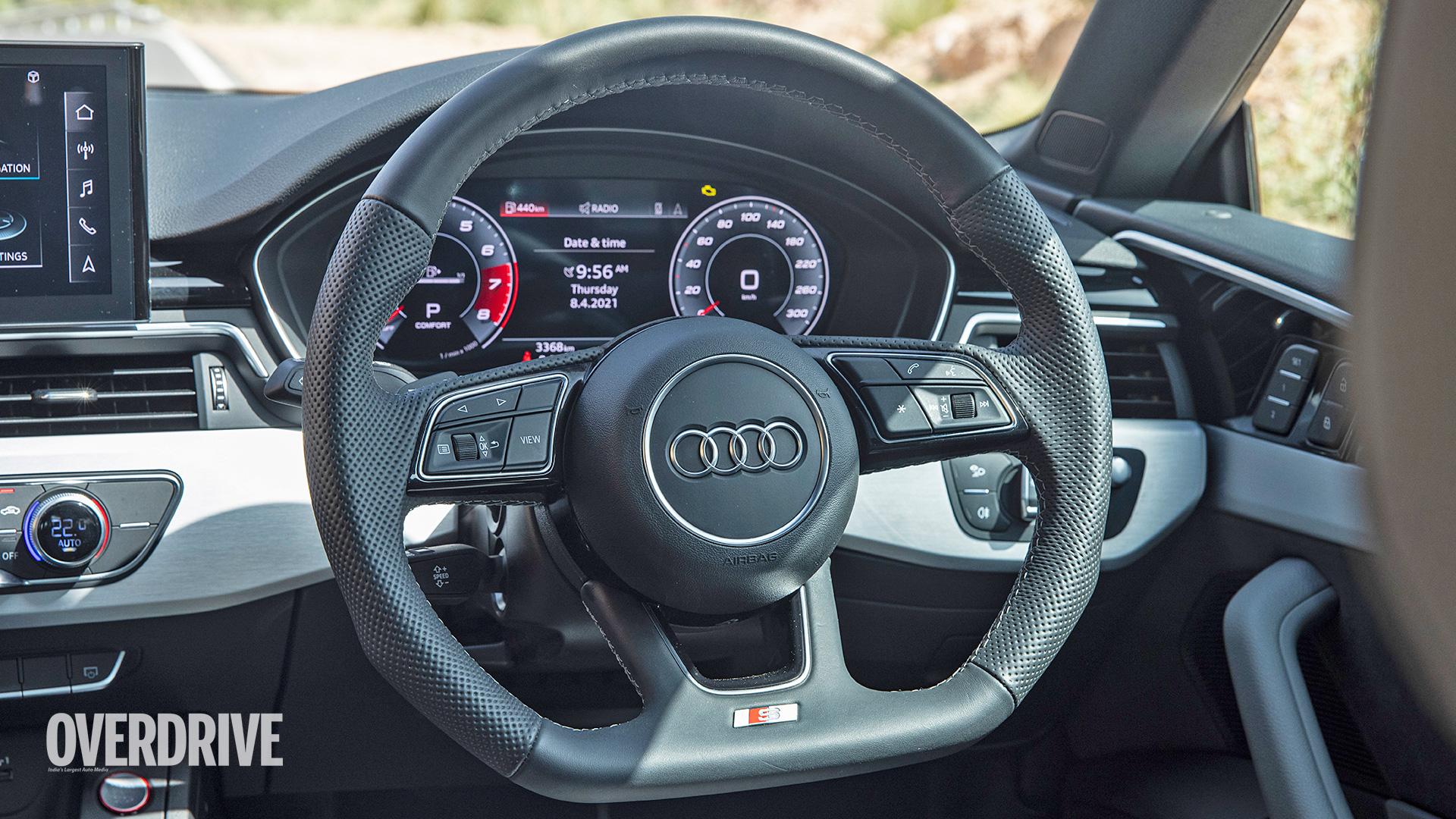 Audi S5 Sportback 2021 STD Interior