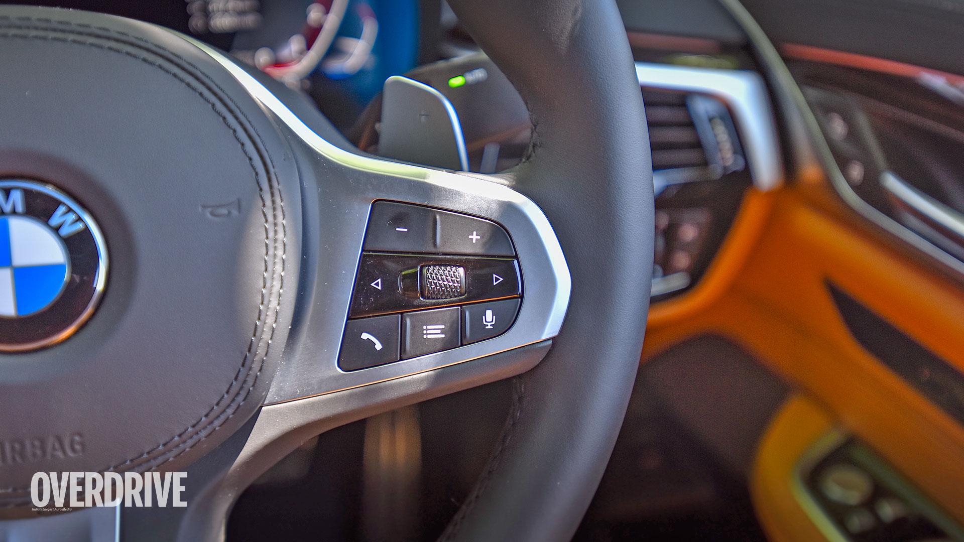 BMW 6 Series GT 2021 630d M Sport Interior