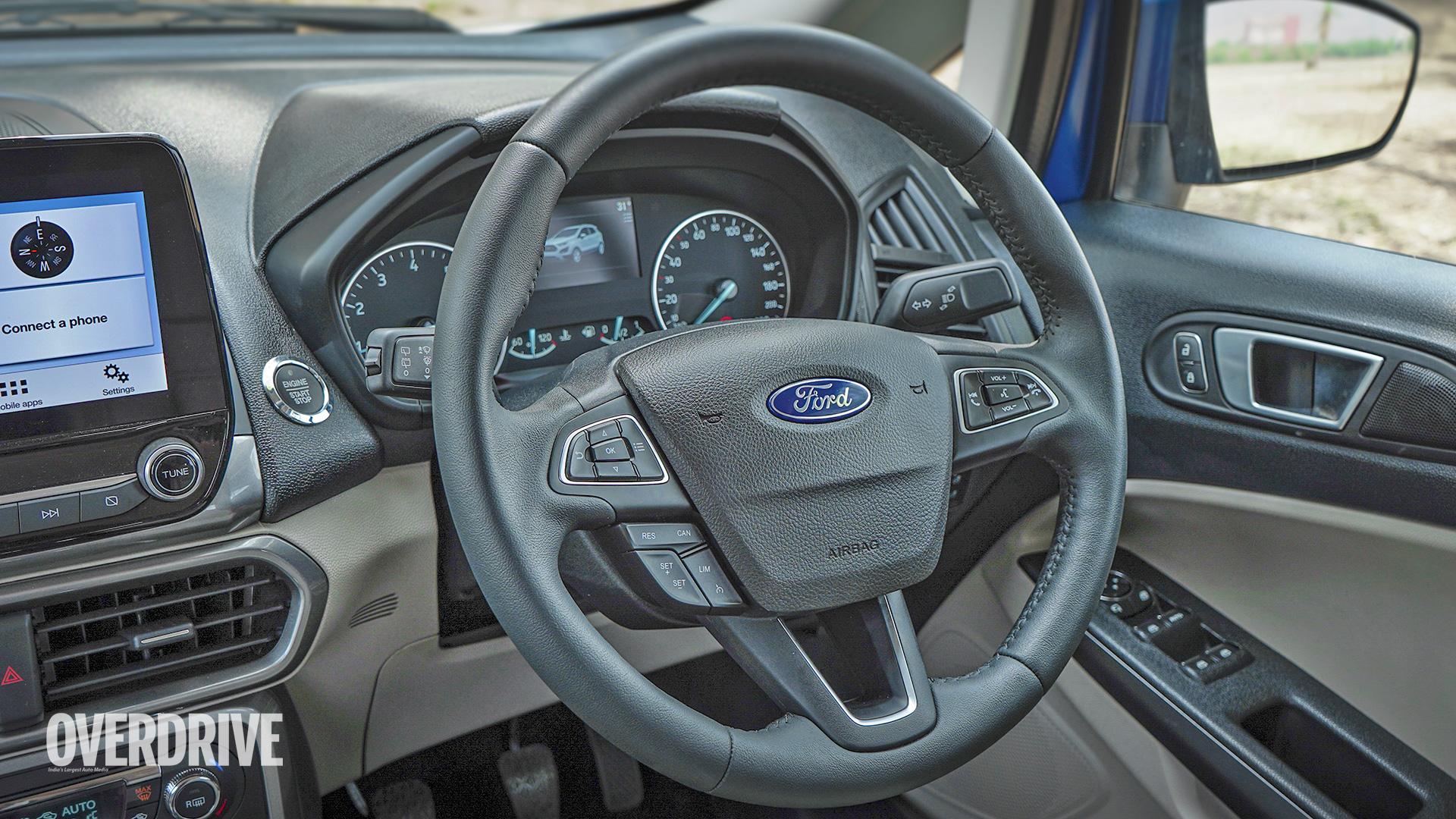 Ford Ecosport 2021 1.5l Petrol SE MT Interior