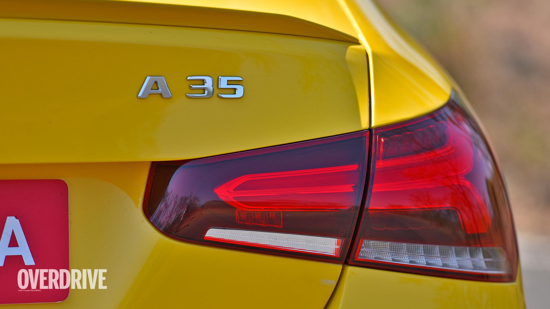 Mercedesbenz A 35 AMG 2021 STD Exterior