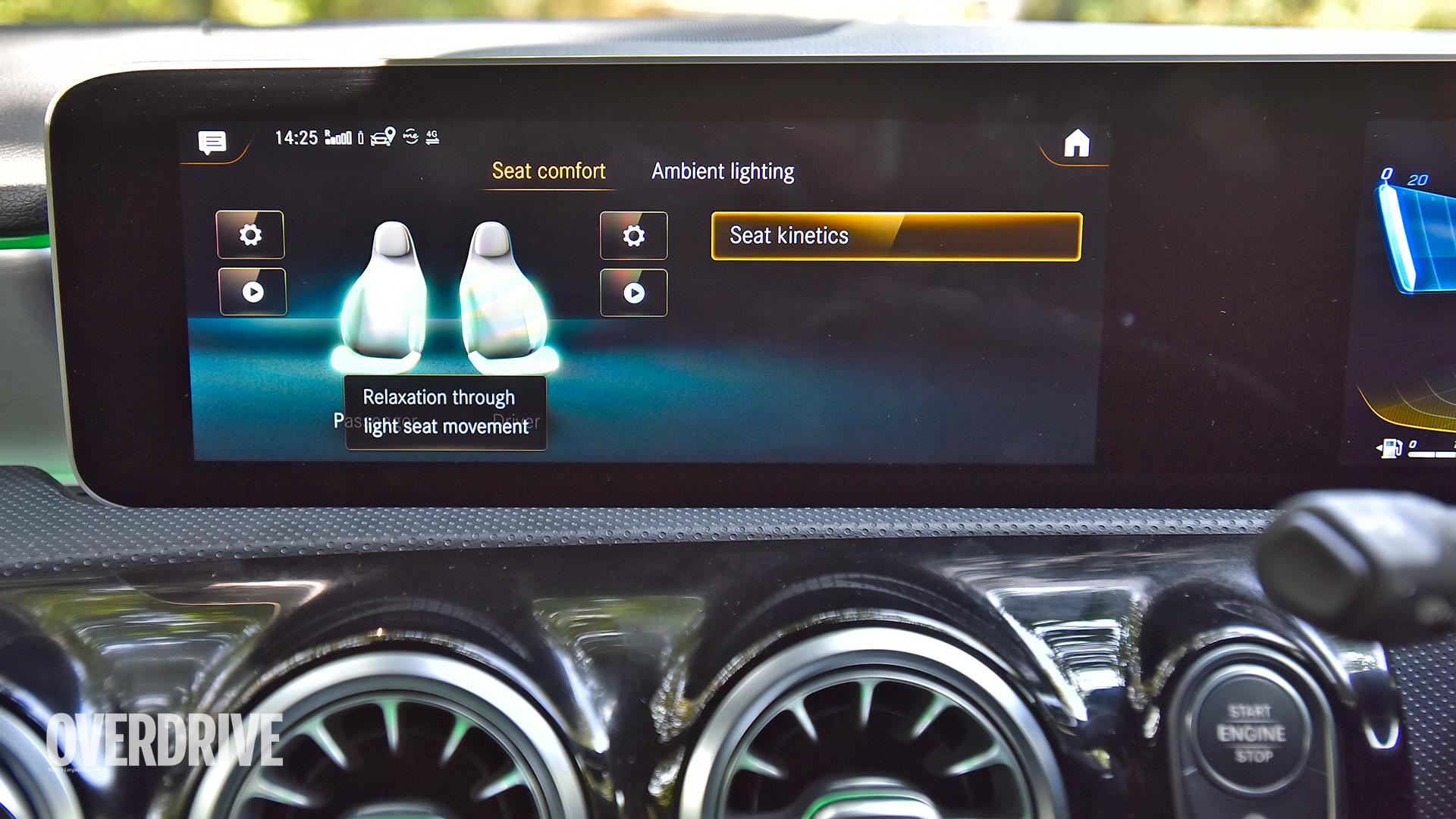 Mercedesbenz A 35 AMG 2021 STD Interior