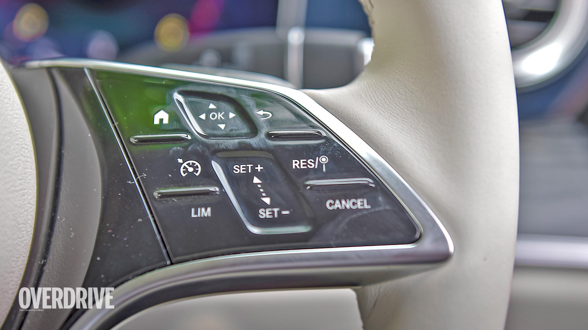 MercedesBenz E-class 2021 E 350d AMG Line Interior