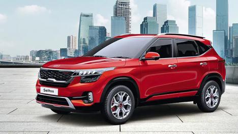 Kia Seltos 2021 GTX Plus DCT 1.4 Petrol Exterior