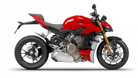 Ducati Streetfighter V4 2021 S