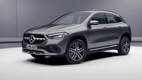 Mercedes-Benz GLA 2021 220d 4MATIC