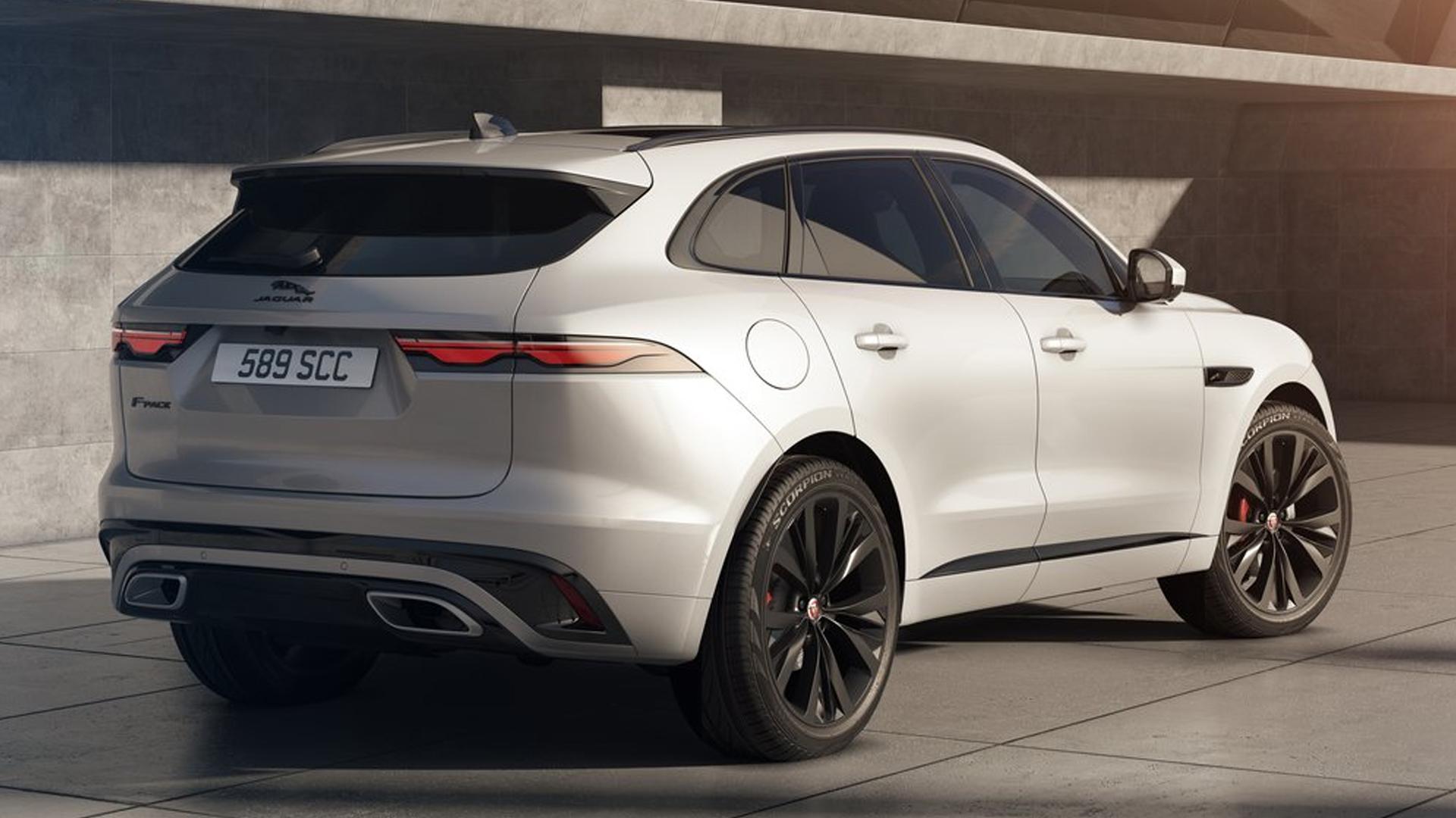Jaguar F-Pace 2021 R-Dynamic S Diesel  Exterior