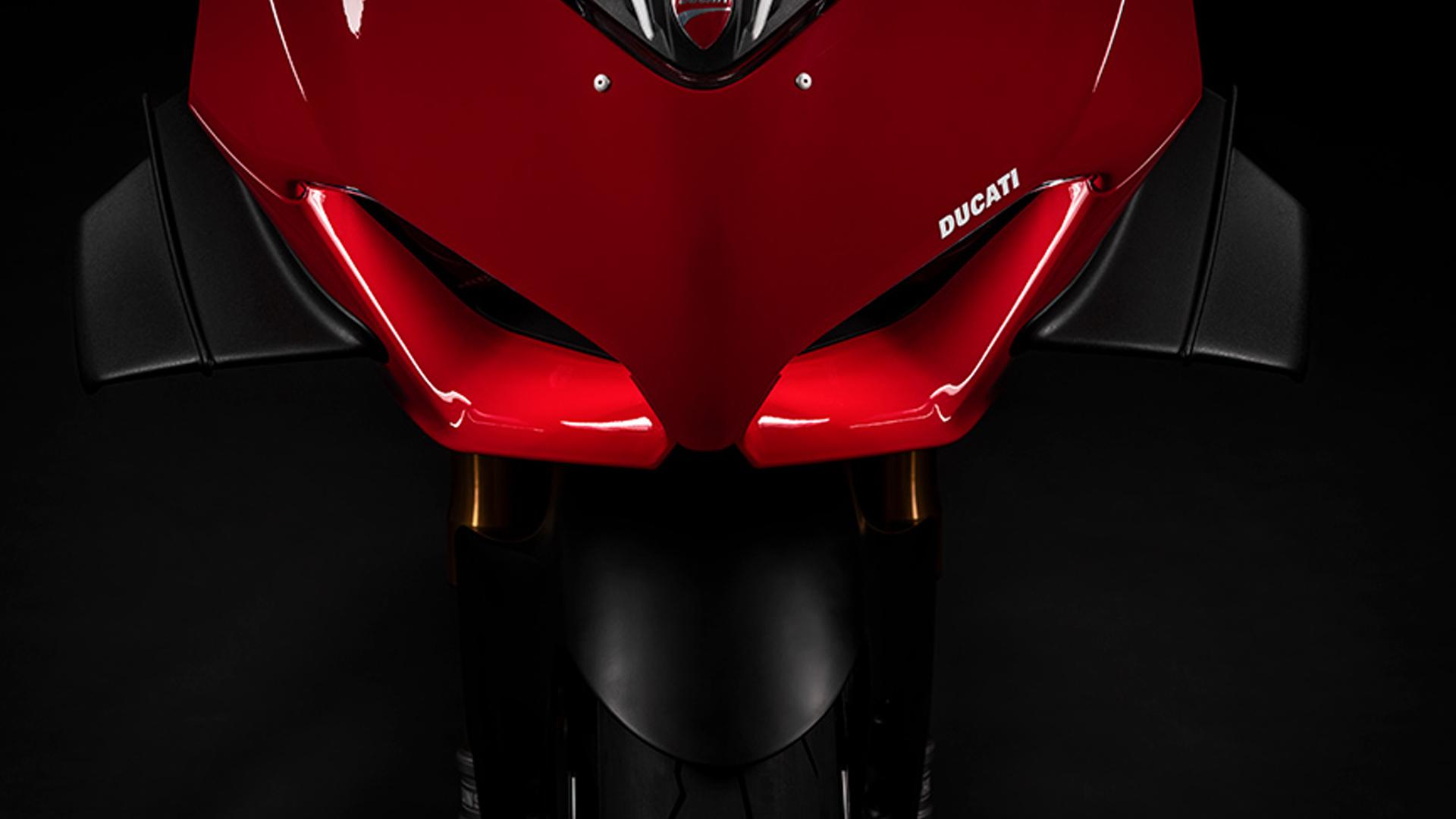 Ducati Panigale V4 2021 S