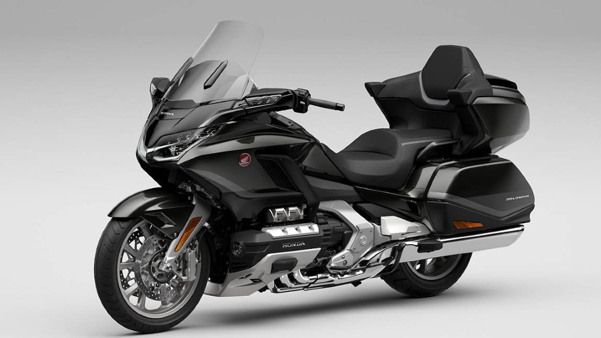 Honda Goldwing 2021 DCT Plus Airbag