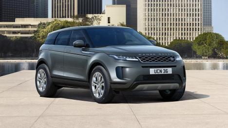 Land Rover Range Rover Evoque 2021 S Diesel