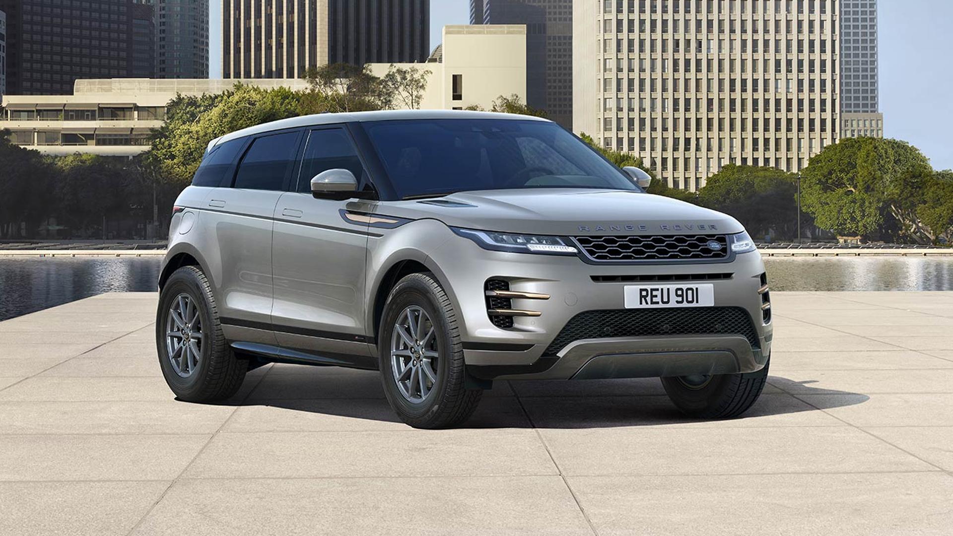 Land Rover Range Rover Evoque 2021-R-Dynamic SE Petrol Exterior