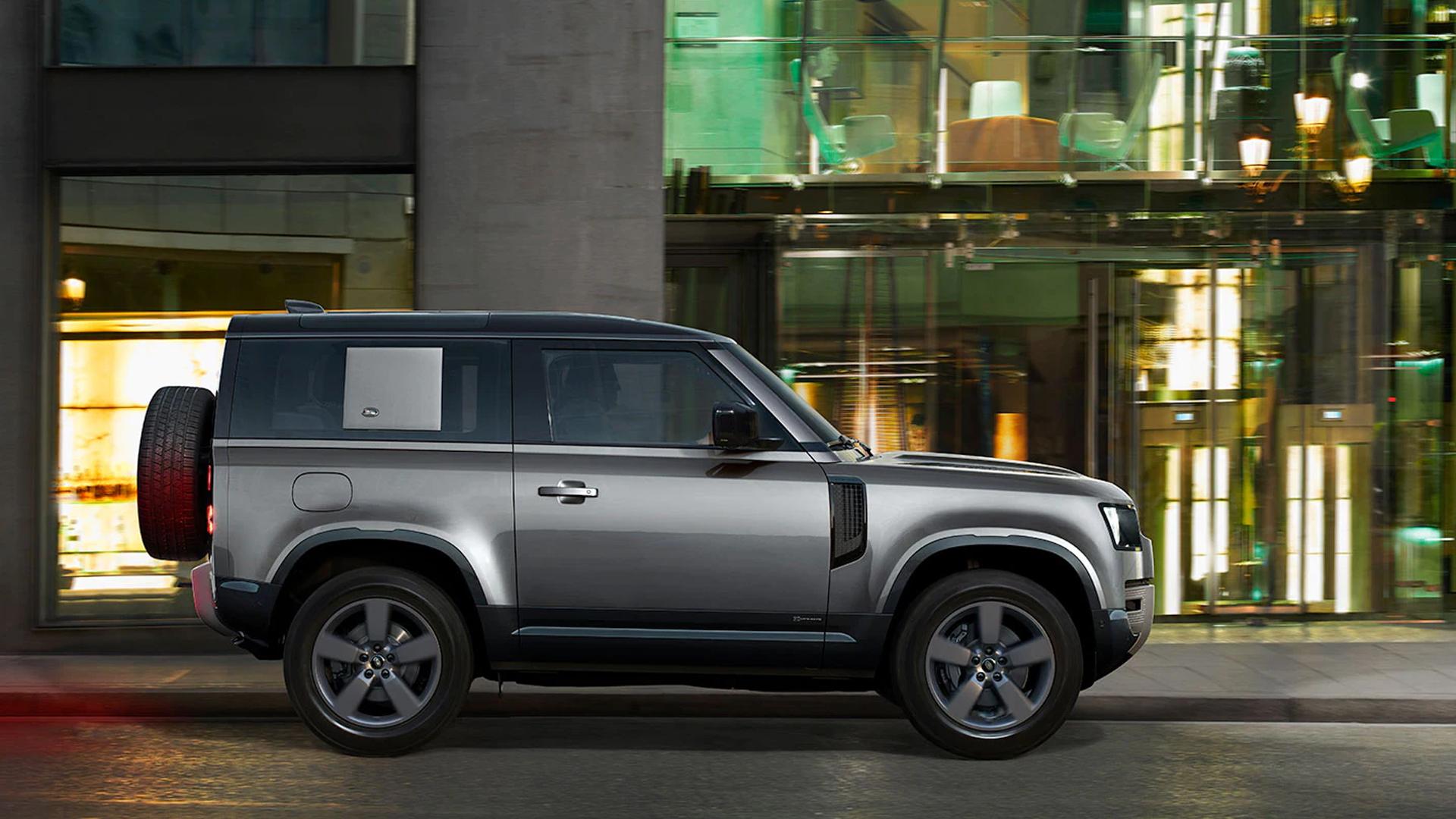 Land Rover Defender 2021 3.0 I Diesel 90 X Exterior