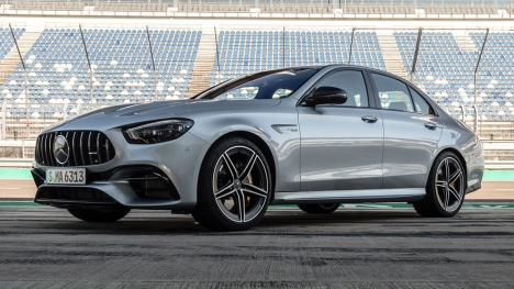 Mercedes-Benz E63 AMG 2021 S 4Matic
