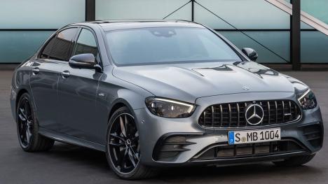 Mercedes Benz AMG E 53 4matic 2021 STD Exterior