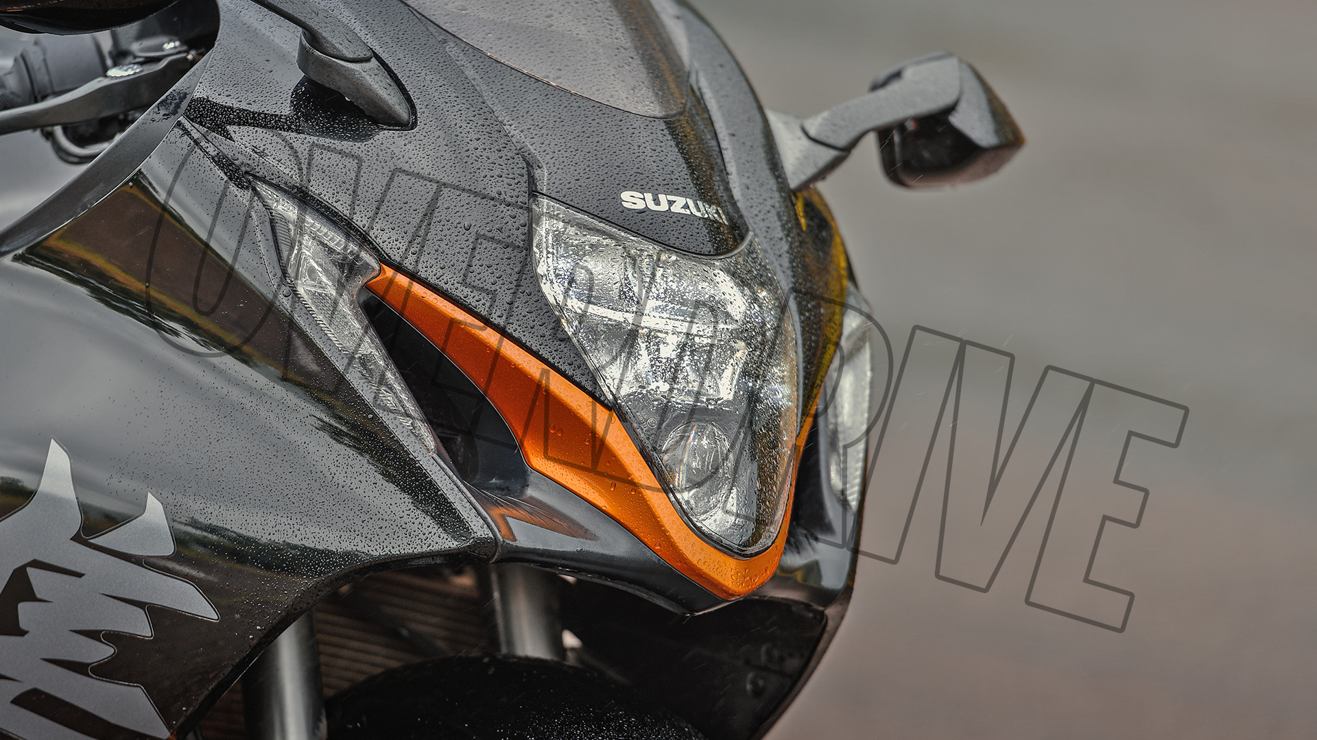 Suzuki Hayabusa 2021 STD