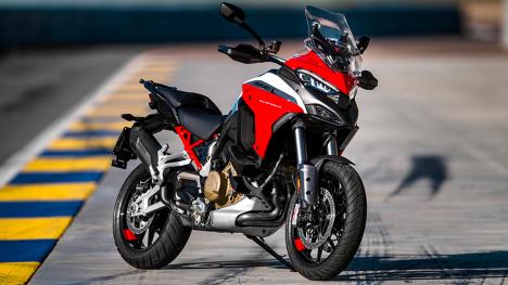 Ducati Multistrada V4 2021 S