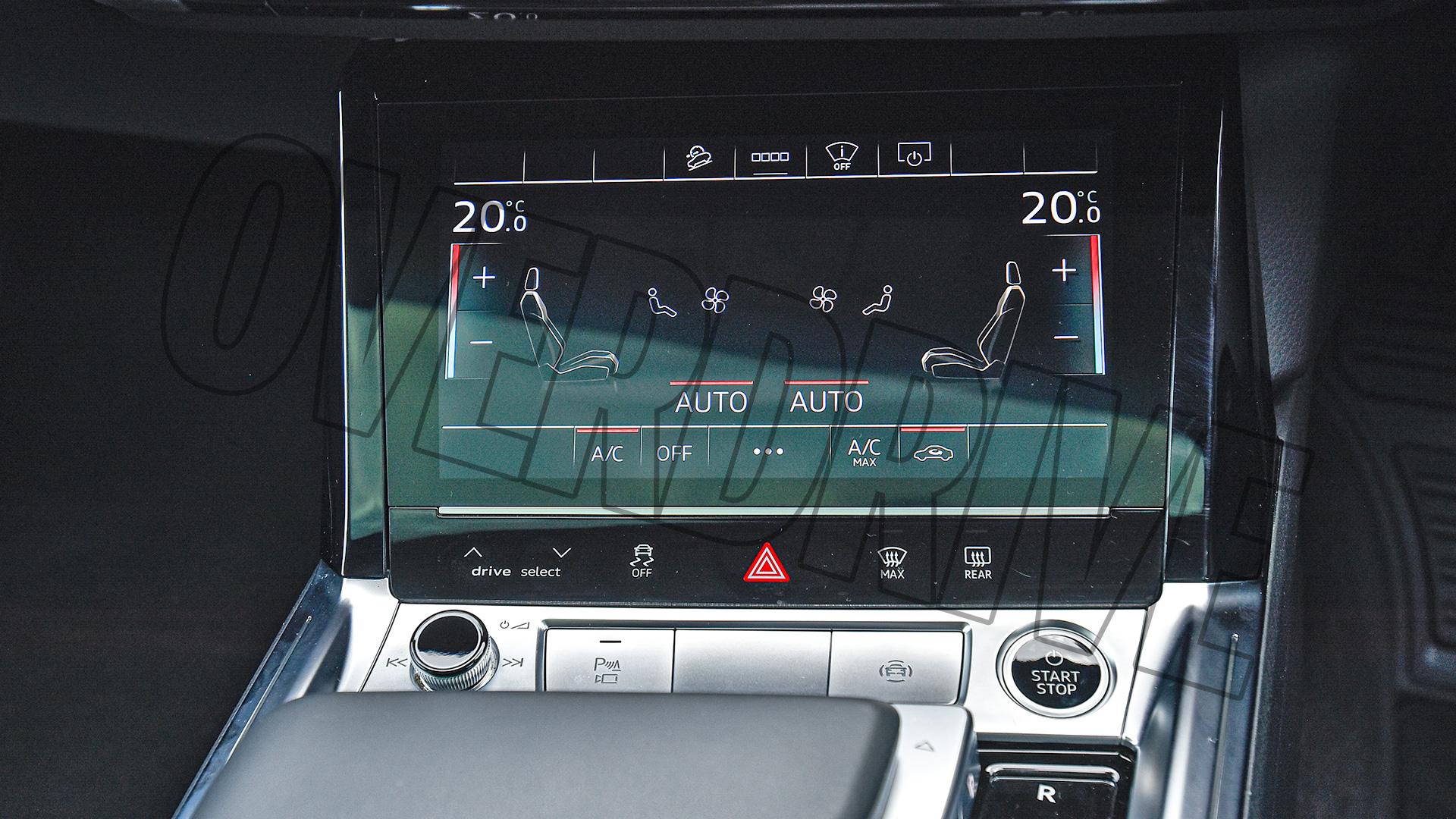 Audi e-tron 2021 55 Interior