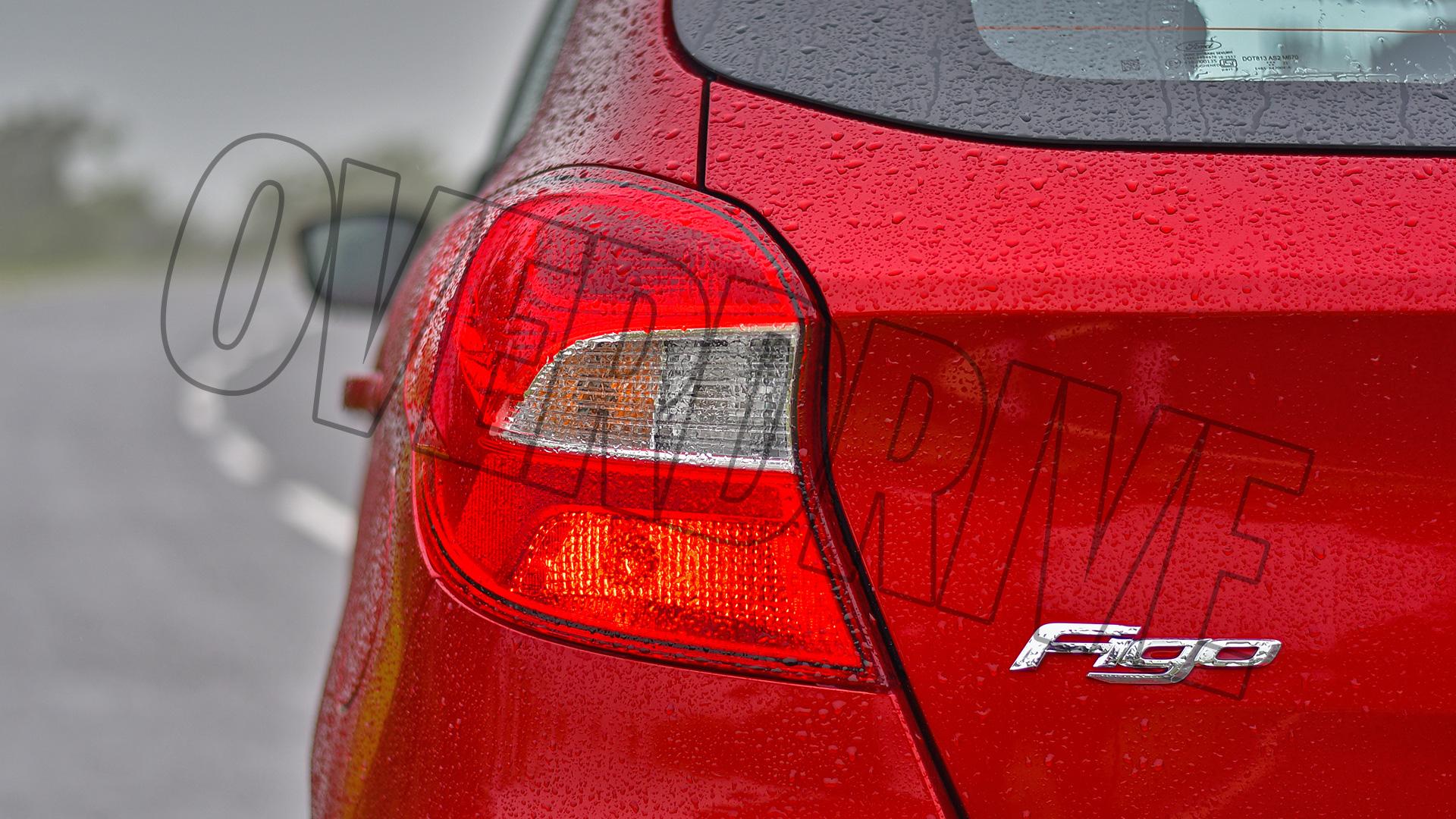 Ford Figo 2021 1.2 Petrol Titanium Plus AT Exterior